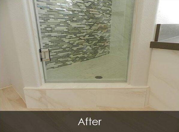 Residential Bathroom - After
