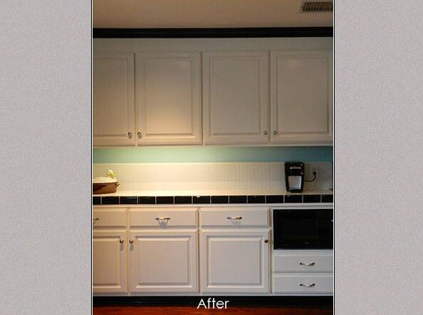 Residential Kitchen - After