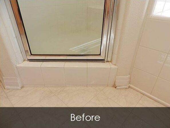 Residential Bathroom - Before