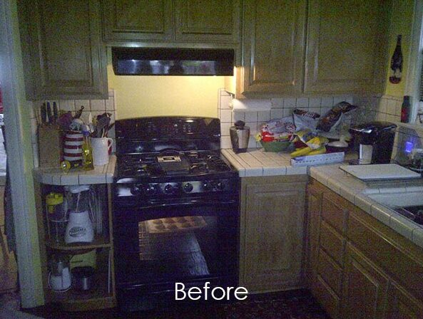 Residential Kitchen - Before